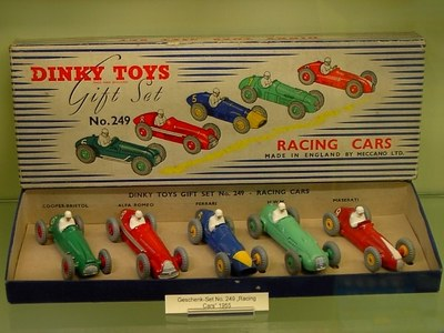 Out the dinky toys gift set remarkable, very